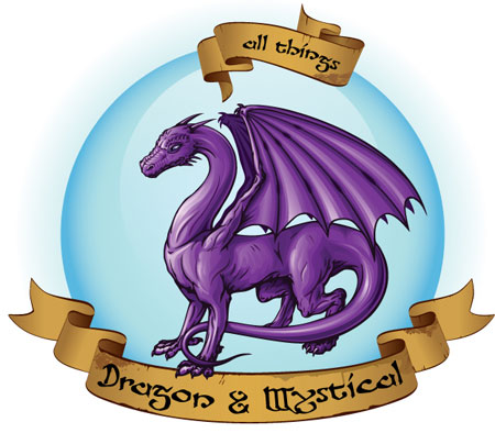 all things dragon and mystical